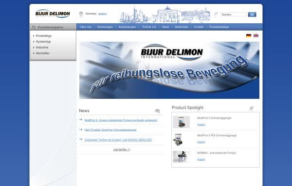 Vorschau von www.delimon.de, Delimon GmbH
