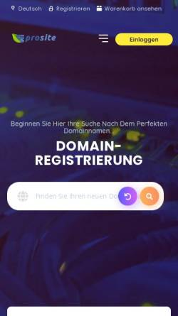 Vorschau der mobilen Webseite www.cnc-blug.de, CNC Zerspanungstechnik Blug GmbH