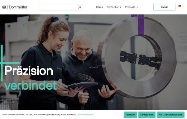 Vorschau von www.david-dorfmueller.de, DDS David Dorfmüller & Söhne