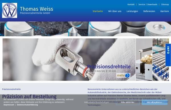 Weiss Gosheim weiss präzisionsdrehteile gmbh in gosheim bohren drehen und