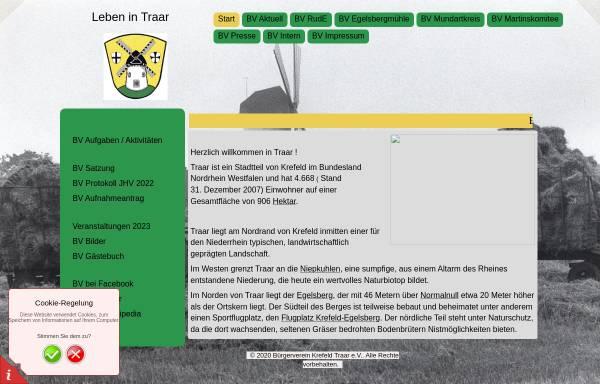 Vorschau von bv-traar.de, Traar