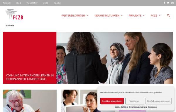 Vorschau von fczb.de, Frauen Computer Zentrum Berlin (FCZB)
