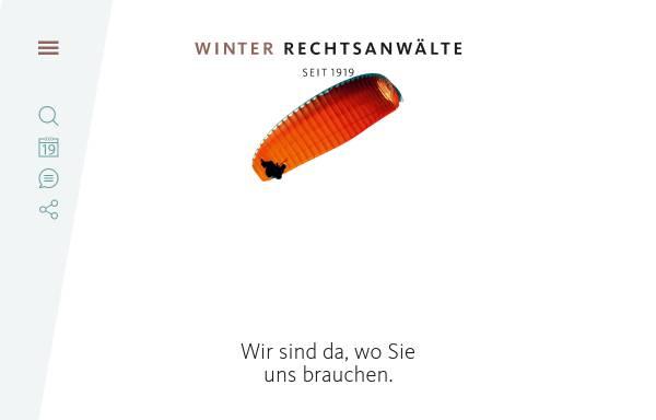 Vorschau von www.rechtsanwaelte-bergisch-gladbach.de, Rechtsanwälte Winter Jansen Lamsfuß