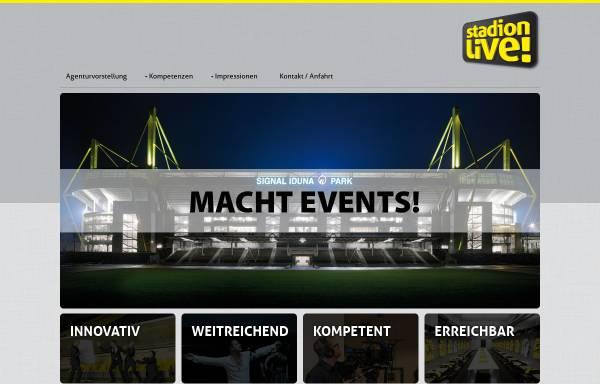 Vorschau von www.stadion-live.de, Signal Iduna Park