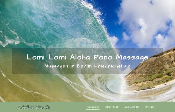 Vorschau von alohatouch.de, Aloha Touch - Theresia Rexeisen