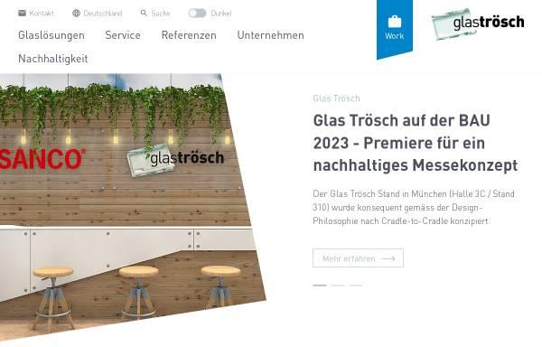 Vorschau von www.glastroesch.de, Glas Trösch Beratungs-GmbH