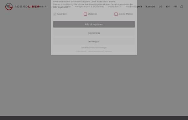 Vorschau von www.kritzer.de, Peter Kritzer - Kunststoffverarbeitung und Roundliner Ges. für Umweltfreundliche Verpackungen mbh