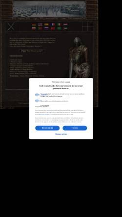 Vorschau der mobilen Webseite www.holy-war.de, Holy War