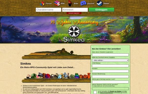 Vorschau von www.simkea.de, Simkea