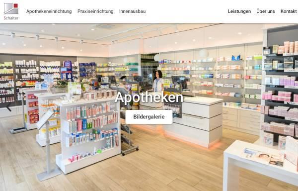 Vorschau von www.schalter-gmbh.de, Gerhard Schalter GmbH & Co. Apothekenbau