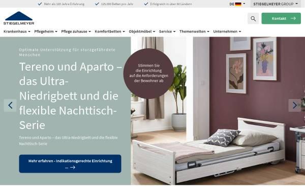 Vorschau von www.stiegelmeyer.com, Joh. Stiegelmeyer GmbH & Co. KG