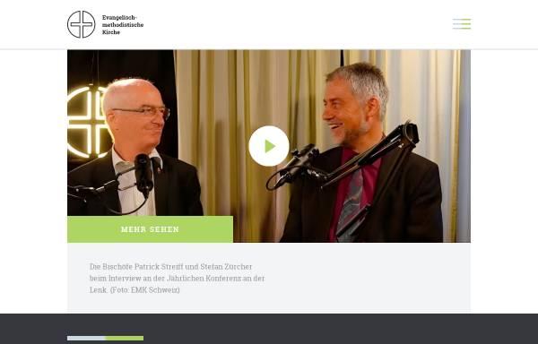 Vorschau von www.emk-schweiz.ch, Evangelisch-methodistische Kirche Schweiz