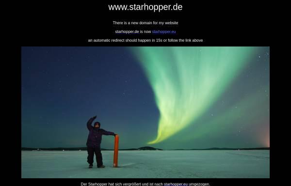 Vorschau von www.starhopper.de, Astronomie [Jäger, Thomas]