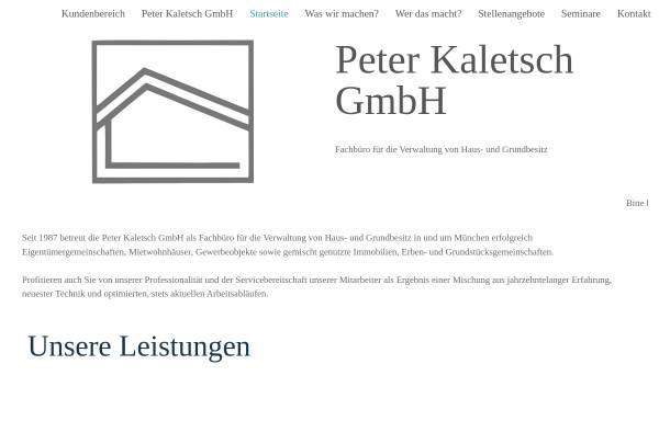 Vorschau von www.astro-peter.de, Astronomie [Kaletsch, Peter]