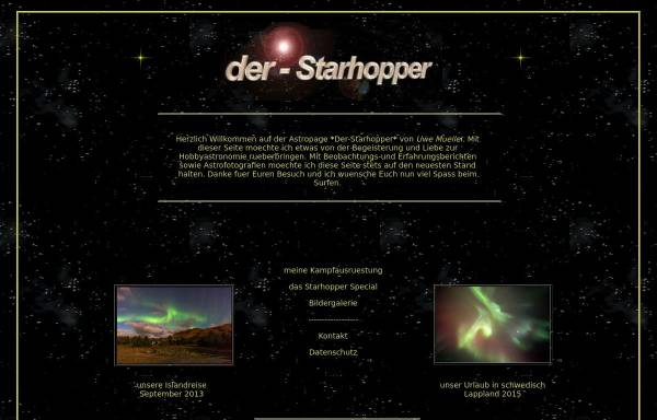 Vorschau von www.der-starhopper.de, Astronomie [Müller, Uwe]