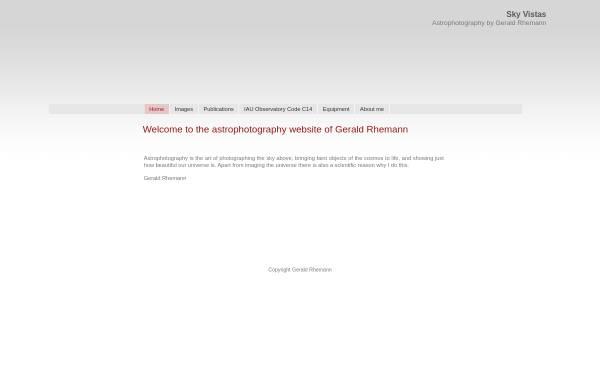 Vorschau von www.astrostudio.at, Astrostudio [Rhemann, Gerhard]