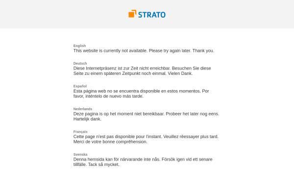 Vorschau von www.satellitentracking.de, Dinge über unseren Köpfen - Satellitentracking