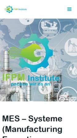 Vorschau der mobilen Webseite www.etsysteme.de, Elektrotechnische Systeme GmbH