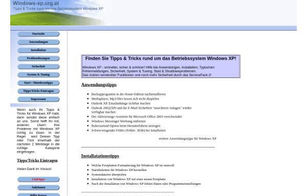 Vorschau von members.inode.at, Tipps und Tricks