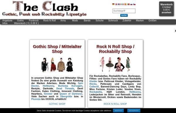 Vorschau von www.music-streetwear.de, Music Streetwear