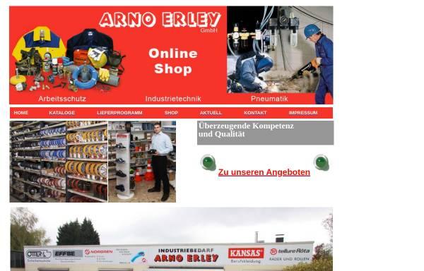 Vorschau von www.arnoerley.de, Arno Erley GmbH