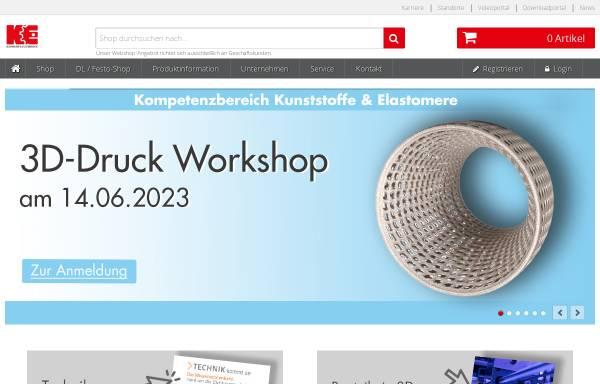 Vorschau von www.kahmann-ellerbrock.de, Kahmann & Ellerbrock GmbH & Co.
