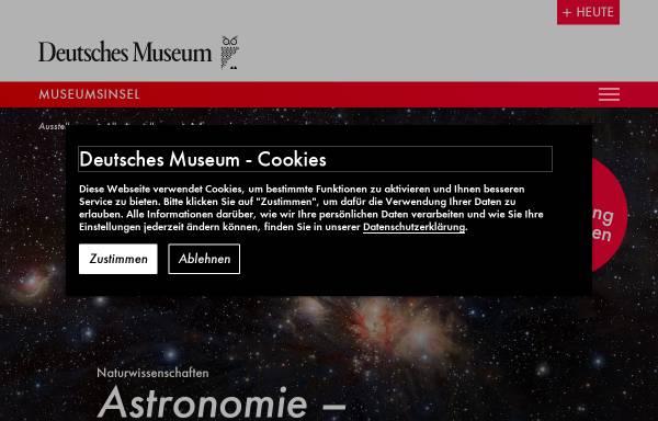 Vorschau von www.deutsches-museum.de, Deutsches Museum