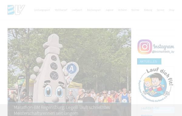 Vorschau von www.blv-sport.de, Bayerischer Leichtathletik-Verband e.V.