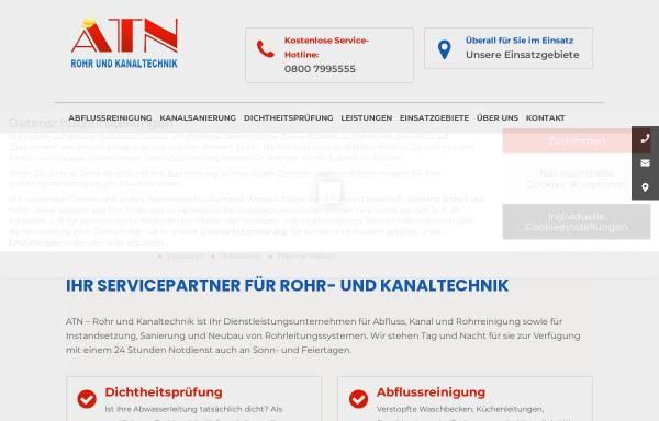 Vorschau von www.atn-de.de, ATN e.K.- Dieter Alfes