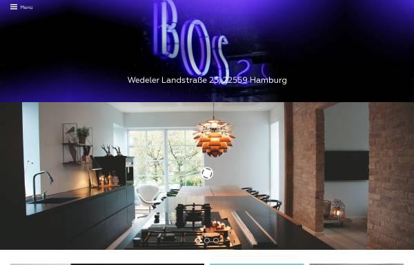 Vorschau von bos-elbchaussee.de, BOS GmbH