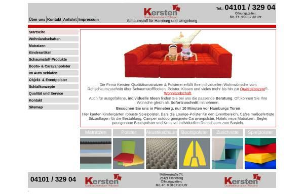 Vorschau von www.schaum-design.de, Dieter Lübke Schaumdesign GmbH
