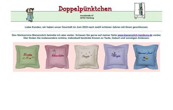 Vorschau von www.doppelpuenktchen-kinderzimmer.de, Doppelpünktchen