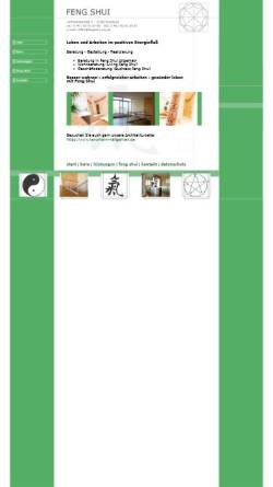 Vorschau der mobilen Webseite www.fengshui-yuy.de, Feng Shui Hansmann