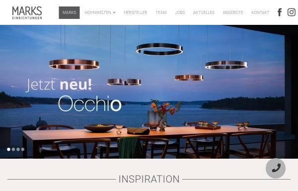 Vorschau von www.marks-einrichtungen.de, Marks Einrichtungen