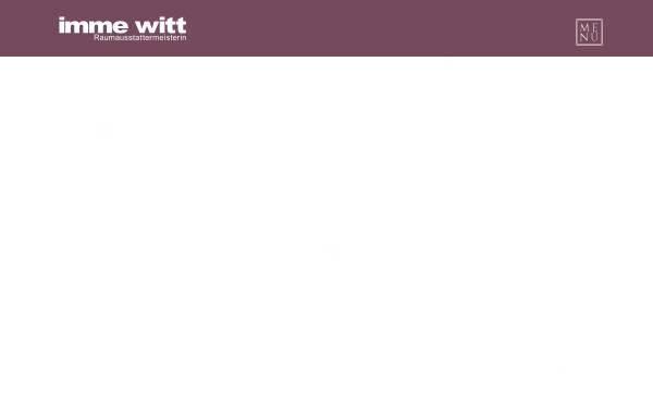 Vorschau von www.polsterei-imme-witt.de, Polsterei Imme Witt