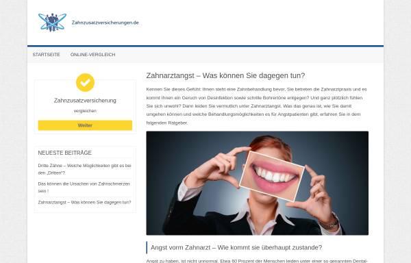 Vorschau von zahnarzt-angst-hilfe.com, Zahnarzt-Angst-Hilfe