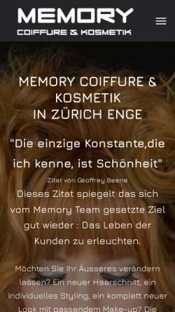 Coiffure Kosmetik Studio Memory Wellness Und Schonheit