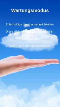 Vorschau der mobilen Webseite www.ajc.de, ajc Achim Janning Computersysteme GmbH