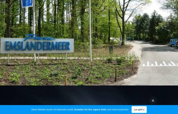 Vorschau von ferienhaus-emslandermeer.webnode.com, Ferienhaus Emslandermeer
