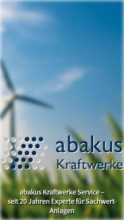 Vorschau der mobilen Webseite www.demark.de, DeMark Gesellschaft zur Vermittlung von Kapitalanlagen mbH