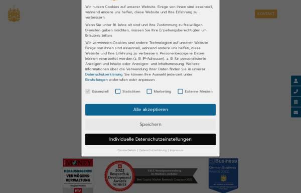 Vorschau von vmz-online.de, V.M.Z. GmbH
