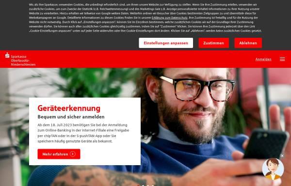 Vorschau von www.sparkasse-oberlausitz-niederschlesien.de, Kreissparkasse Oberlausitz-Niederschlesien