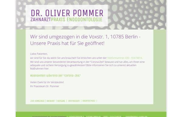 Vorschau von www.endo-web.de, Dr. Oliver Pommer