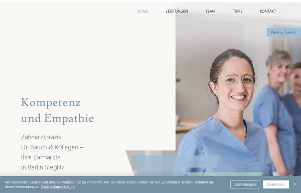 Vorschau von www.zaehne.org, Dr. Wylutzki - Zahnarzt