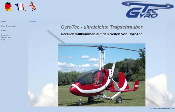Vorschau von www.gyrotec.de, GyroTec