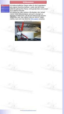 Vorschau der mobilen Webseite www.kattree.de, HB-207 Alfa