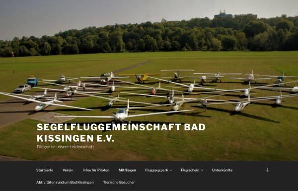 Vorschau von sfg-kg.de, SFG Bad Kissingen e.V.