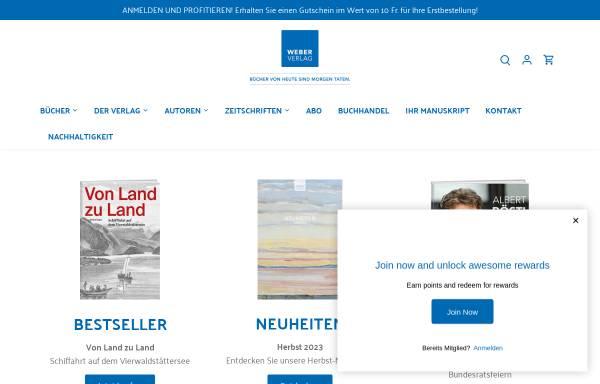 Vorschau von www.werdverlag.ch, Werd Verlag