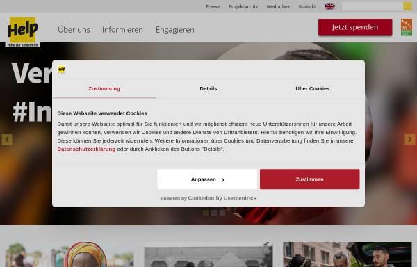 Vorschau von www.help-ev.de, HELP