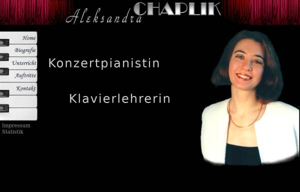 Vorschau von www.chaplik.de, Chaplik, Aleksandra